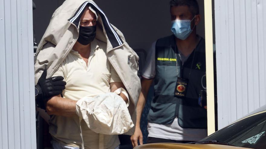 El presunto asesino de Florina Gogos, ante el juez