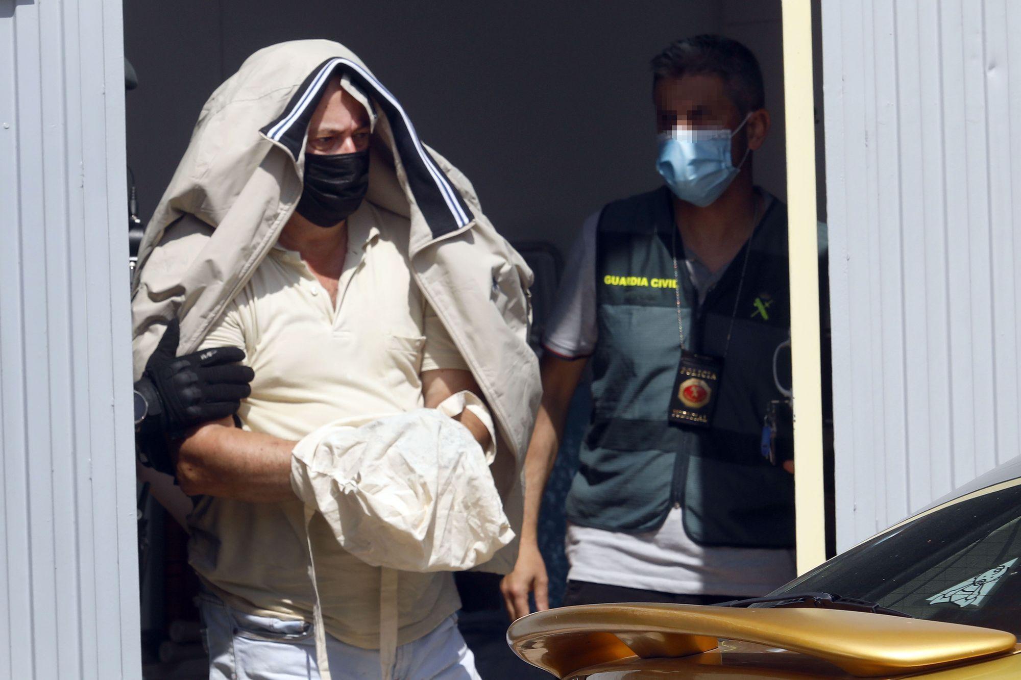 Imputan asesinato al detenido por matar a Florina al hallar indicios de que lo planificó