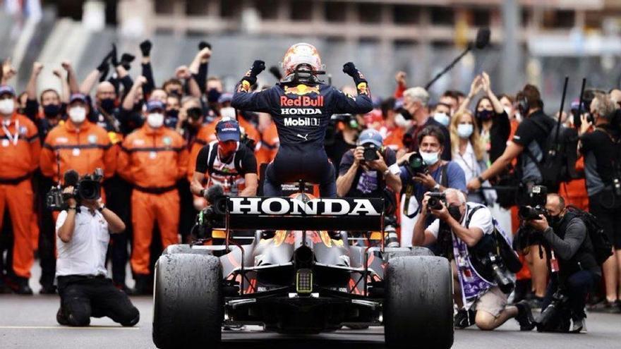 Honda estrenará motor en Francia: Más potencia para el líder Verstappen