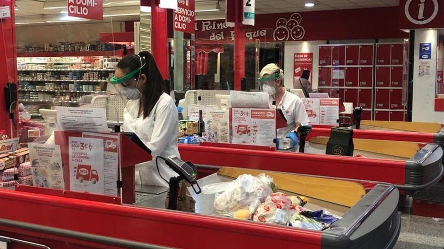 Coronavirus en Córdoba: Supermercados Deza incorpora a 52 trabajadores desde el estado de alarma
