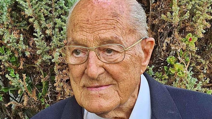 Fallece el abogado y economista Alberto Varela Grandal a los 100 años