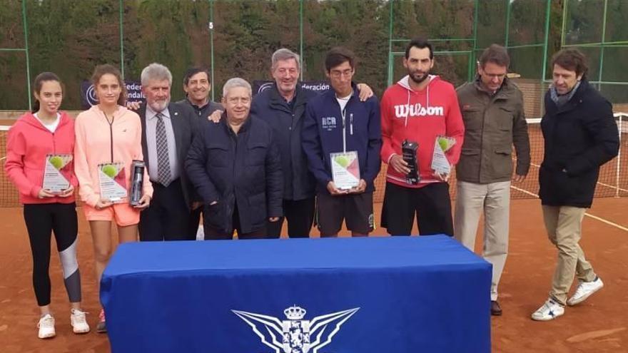 Javi Martínez conquista la corona andaluza en el Real Aero Club