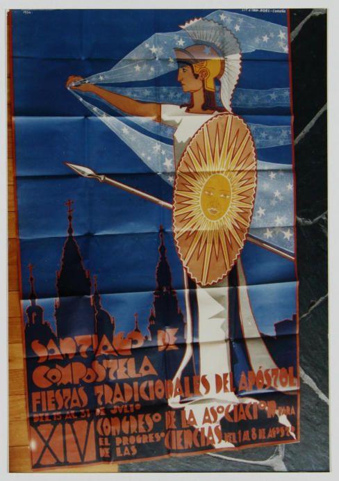 Debuxos e carteis de Camilo Díaz Baliño // Biblioteca Dixital de Galicia