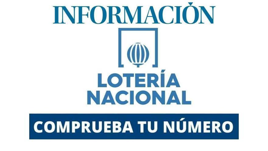 El segundo premio de la Lotería Nacional cae en Alicante y Elche