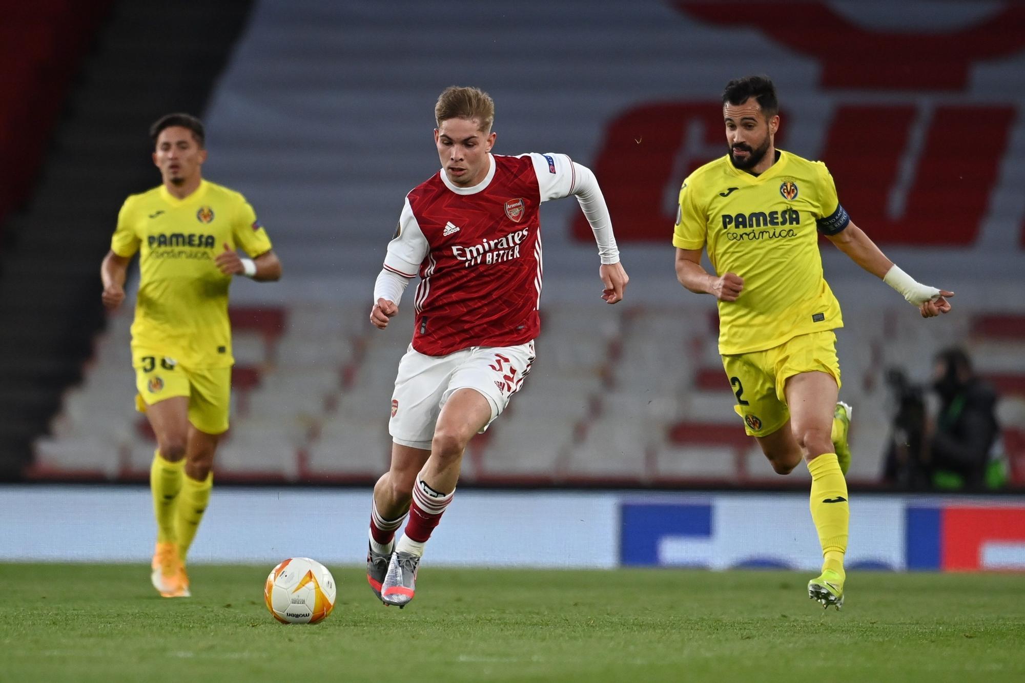 Europa League: Arsenal - Villarreal