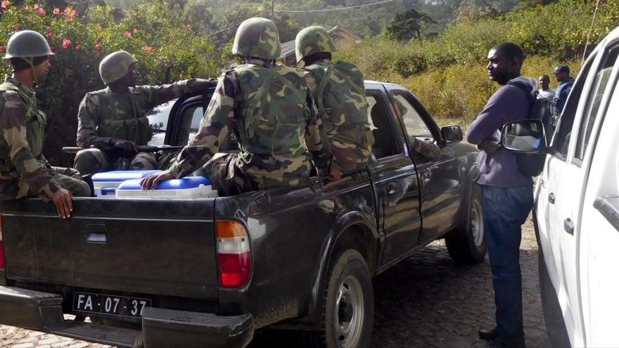 Mueren dos españoles en un tiroteo en Cabo Verde