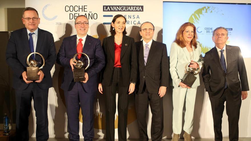 El Seat Tarraco recibe el premio 'Coche del Año de los Lectores 2020' de Prensa Ibérica y 'La Vanguardia'