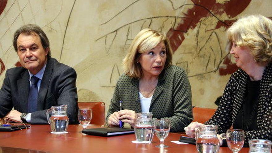 El judici al Tribunal de Comptes contra Mas, Ortega, Rigau i Homs pel 9-N serà a l'octubre