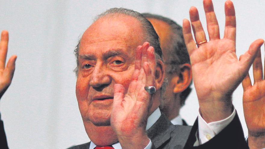 """El Gobierno defiende que Juan Carlos I mantenga """"vitaliciamente"""" su título"""