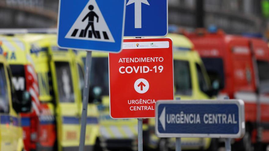 Portugal sopesa enviar pacientes con coronavirus a otros países