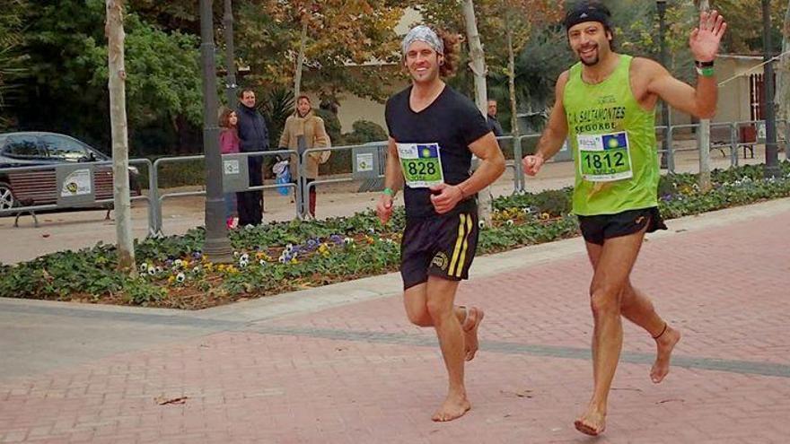 El Marató BP Castelló crea una categoría para los descalcistas