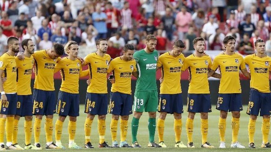 Simeone pierde a Griezmann y recupera a Godín para Gran Canaria