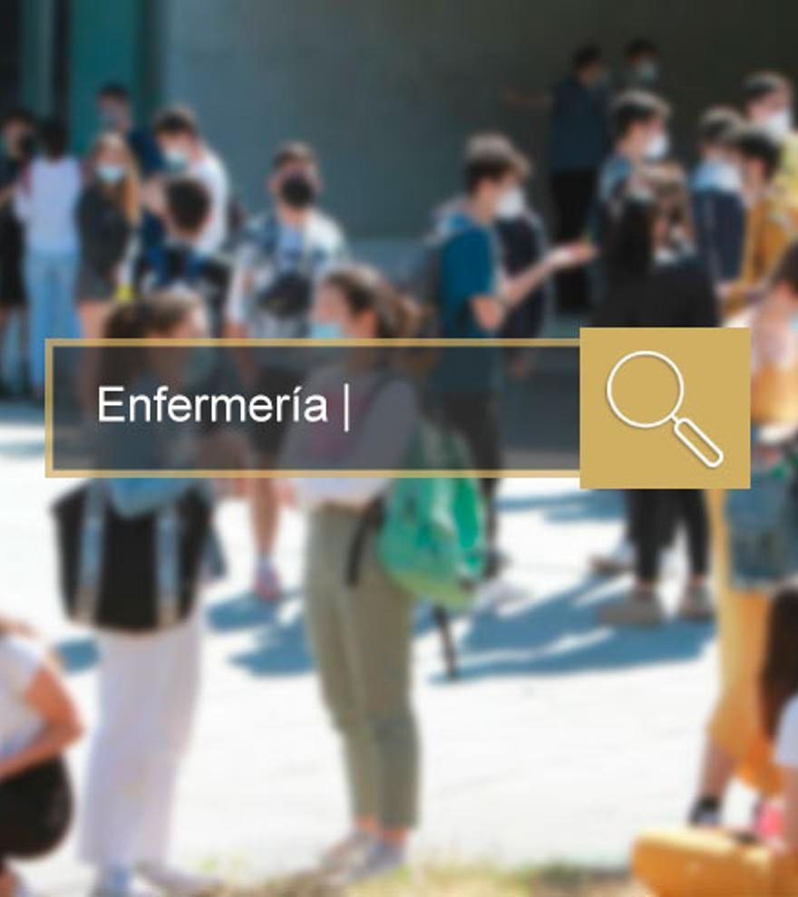 Estas son las notas de corte en las universidades gallegas para 2021