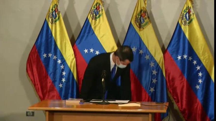 La UE deja de reconocer a Guaidó como presidente