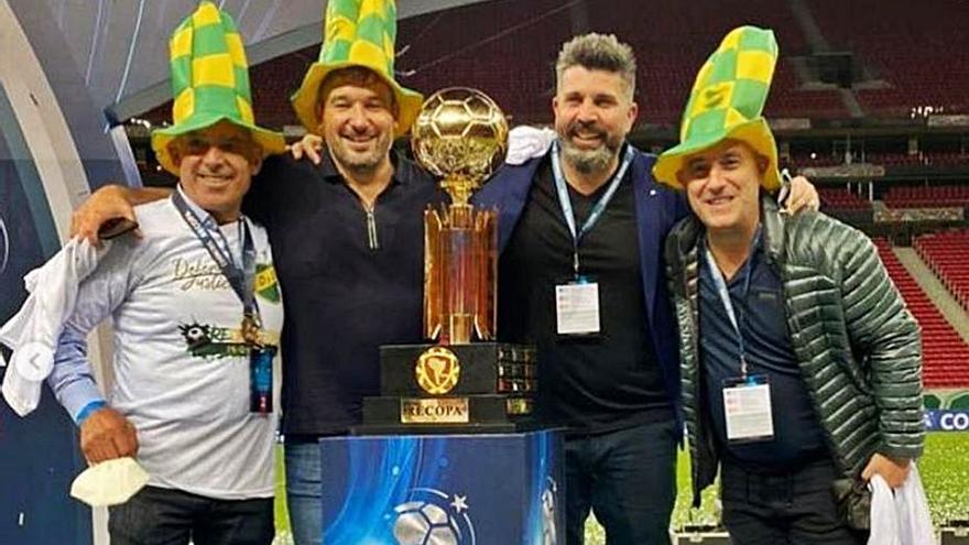 Bragarnik celebra un nuevo título lejos de Elche
