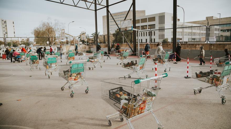 La Fundació Solidària de Monti-sion se traslada a otras instalaciones en Nou Llevant