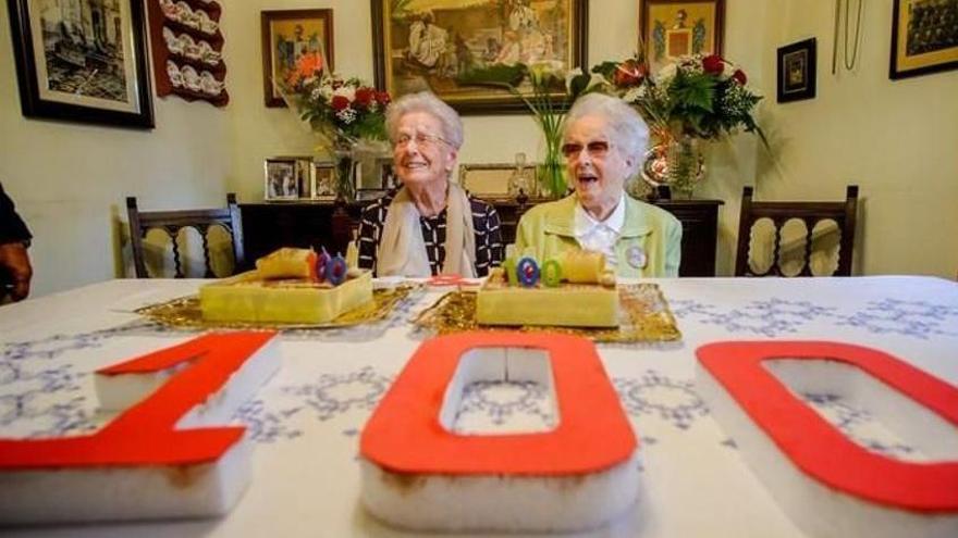 Adiós a la última gemela centenaria de Las Palmas