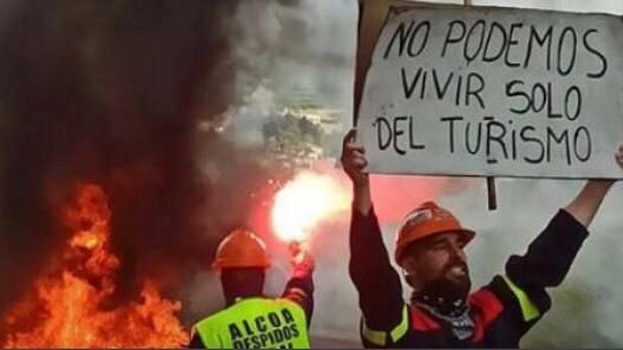 """El comité de Alcoa espera una sentencia """"favorable"""" del TSXG y que se dicte antes de las Navidades"""