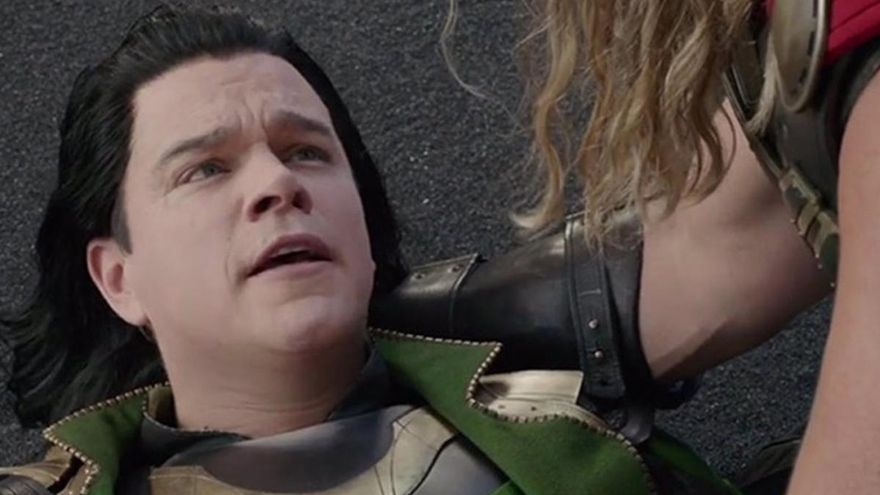 Matt Damon ficha por 'Thor 4: Love and Thunder'