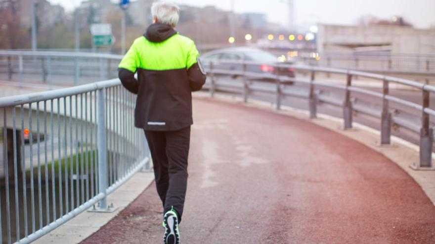 Vint minuts d'exercici, un antiinflamatori saludable