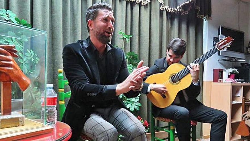 Excelente jornada de convivencia y flamenco