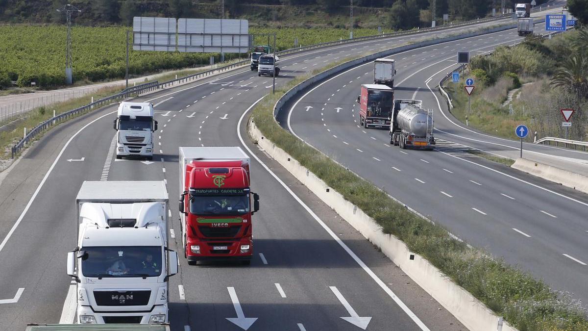 En España se vendieron ocho camiones electrificados en 2019.
