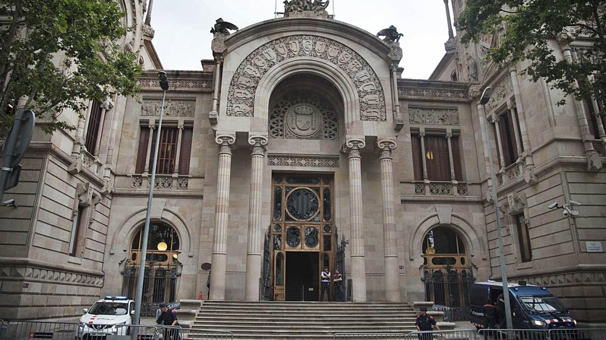 El judici està previst per avui al matí a l'Audiència Provincial de Barcelona