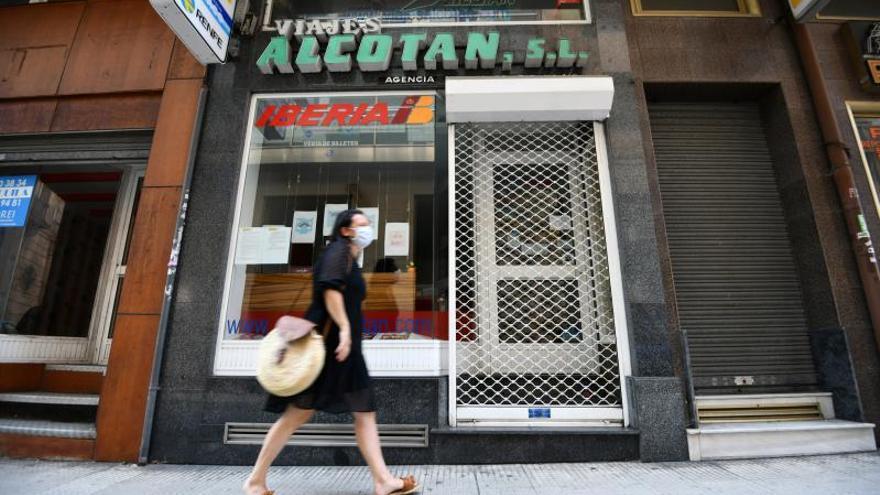 La pandemia cerró el 40% de las agencias de viajes de la ciudad, que inician una tímida recuperación