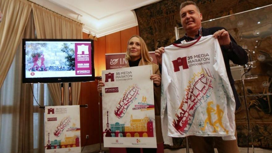 """Presentan la Media Maratón de Córdoba, """"la prueba más emblemática"""" del circuito provincial"""