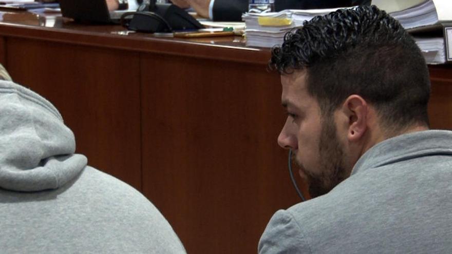 El jurat declara culpable d'assassinat amb traïdoria l'acusat pel doble crim d'Aspa