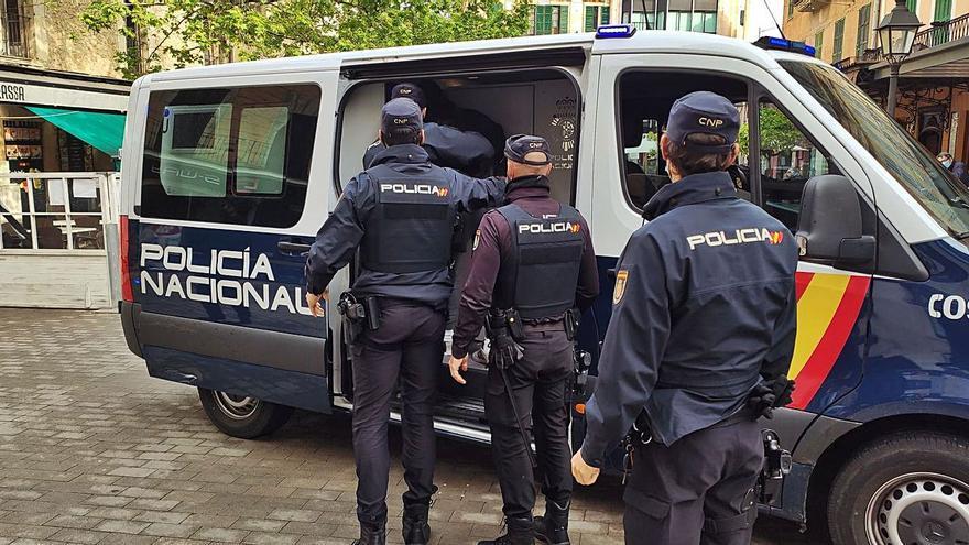 La banda que desvalijaba casas en Mallorca aprovechaba que los moradores salían a trabajar para actuar
