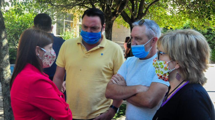 Víctor Caamaño desinfla las posibilidades de moción de censura en Cambados