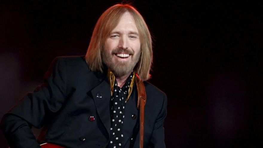 El rockero Tom Petty, ingresado en estado crítico tras sufrir un infarto