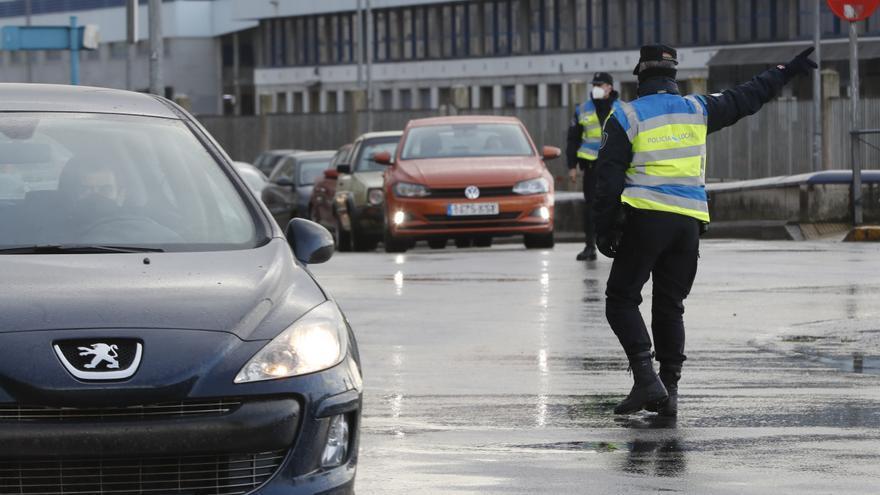 El tráfico se complica (todavía más) en otra arteria de Vigo