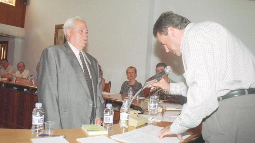 Fallece Luis Contreras, exedil y expresidente del Club de la Tercera Edad de Inca