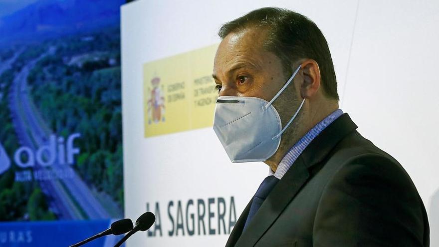 """Ábalos desvincula a EH Bildu de la """"cuestión personal"""" de Otegi"""