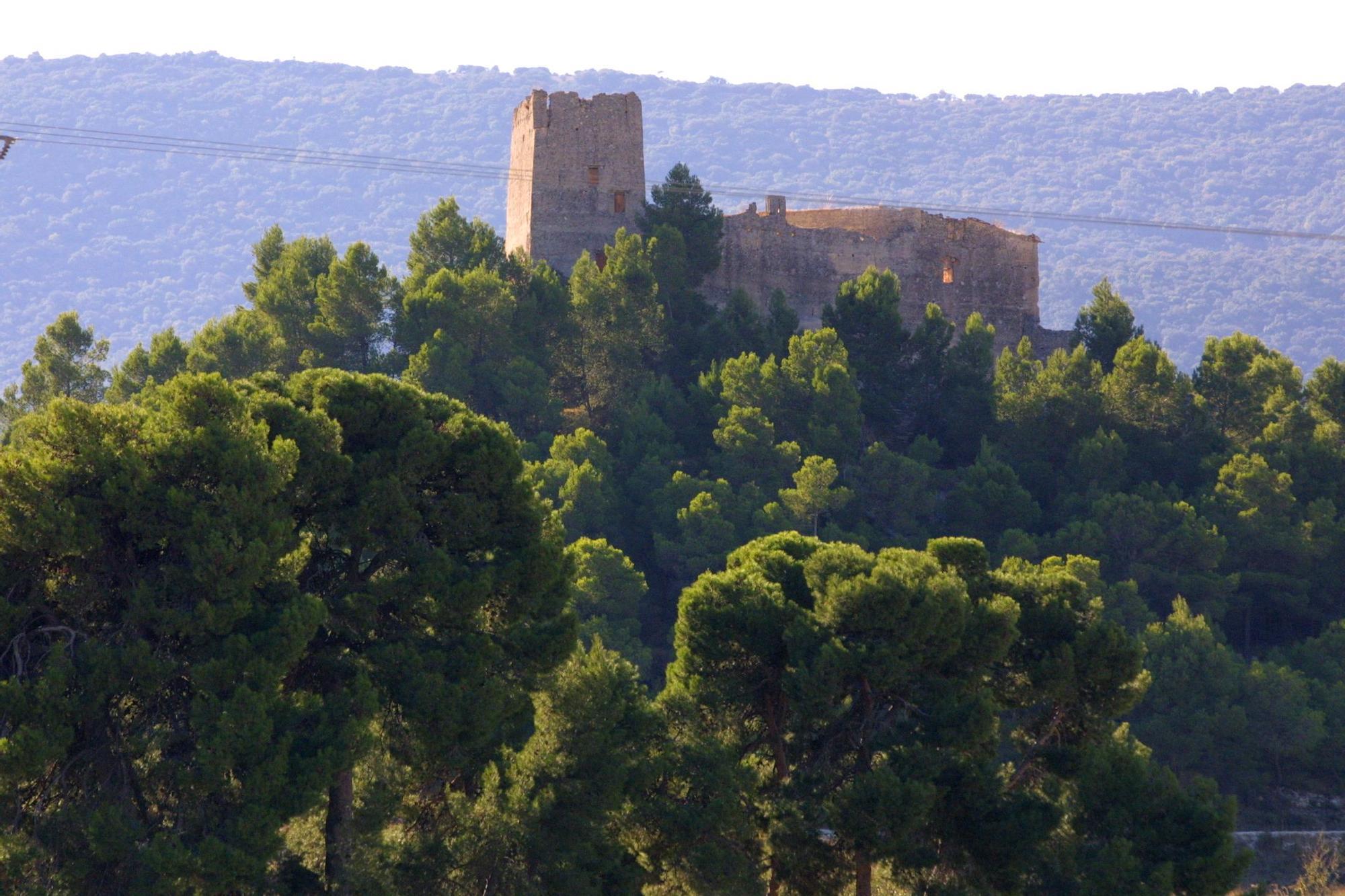 Castillo de Barxell (Alcoy)