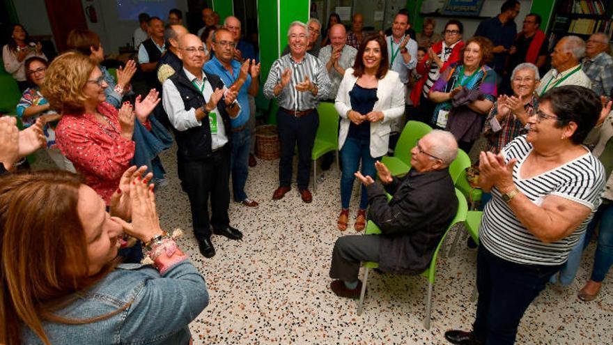 Más por Telde y NC buscan alternativas al pacto liderado por Alejandro Ramos