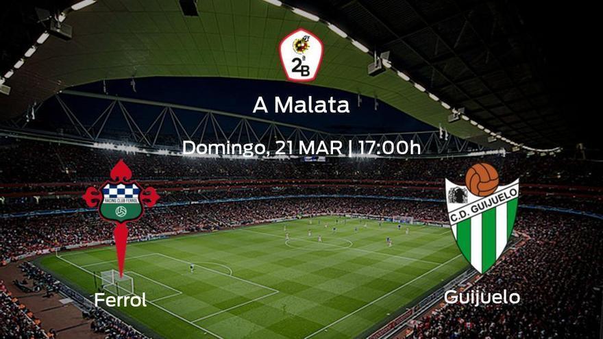 Previa del partido: el Racing Ferrol recibe en casa al Guijuelo