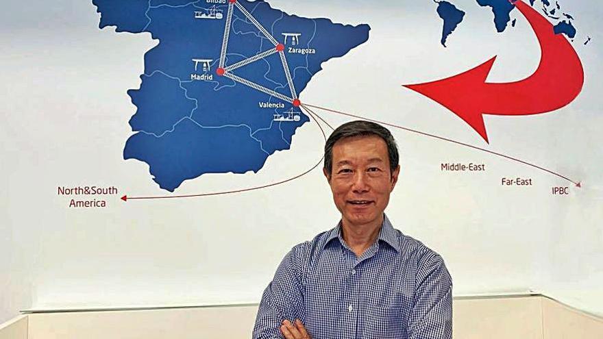 Cosco cambia de CEO y potencia la actividad ferroviaria a través del eje cantábrico-mediterráneo