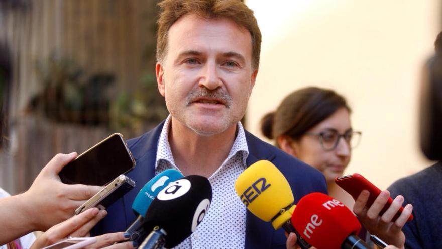 Crisis en Verds: Grezzi se da de baja del partido