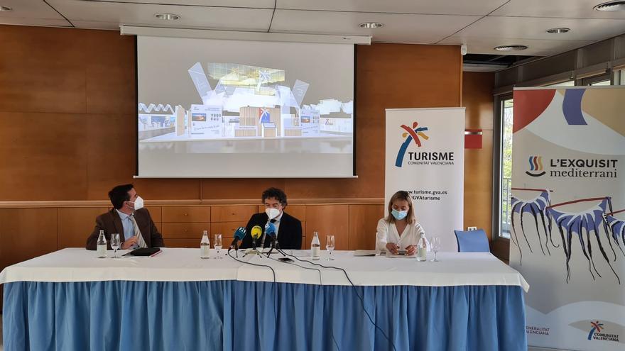 Castellón estará en un Fitur digitalizado y con más peso profesional