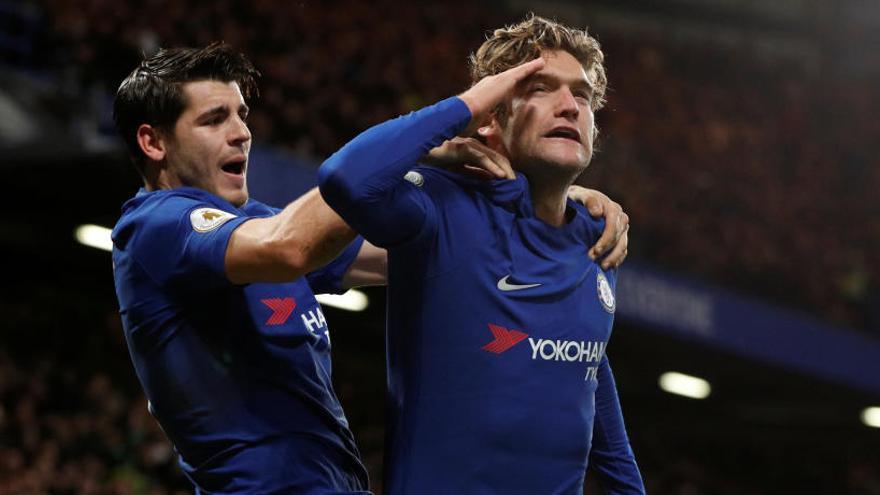 Los españoles impulsan al Chelsea en el 'Boxing Day'