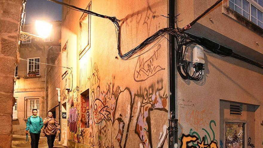 ¿Cámaras de vigilancia para poner freno al vandalismo?