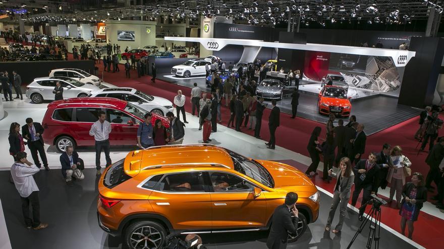 Los 15 coches que hicieron historia en el salón del automóvil de Barcelona