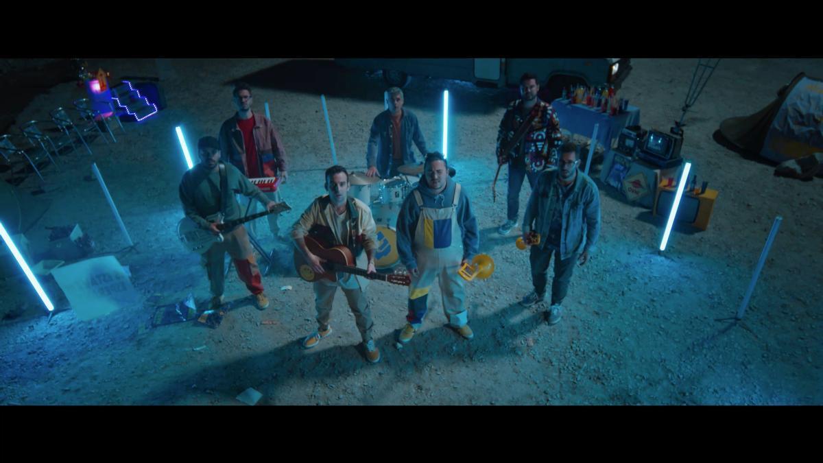 Un fragment del videoclip del nou single 'Massa bé' de Doctor Prats