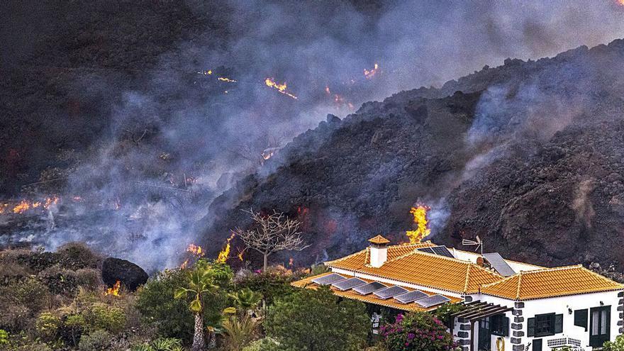 Los vulcanólogos prevén que la ceniza de La Palma llegue mañana a la provincia de Alicante