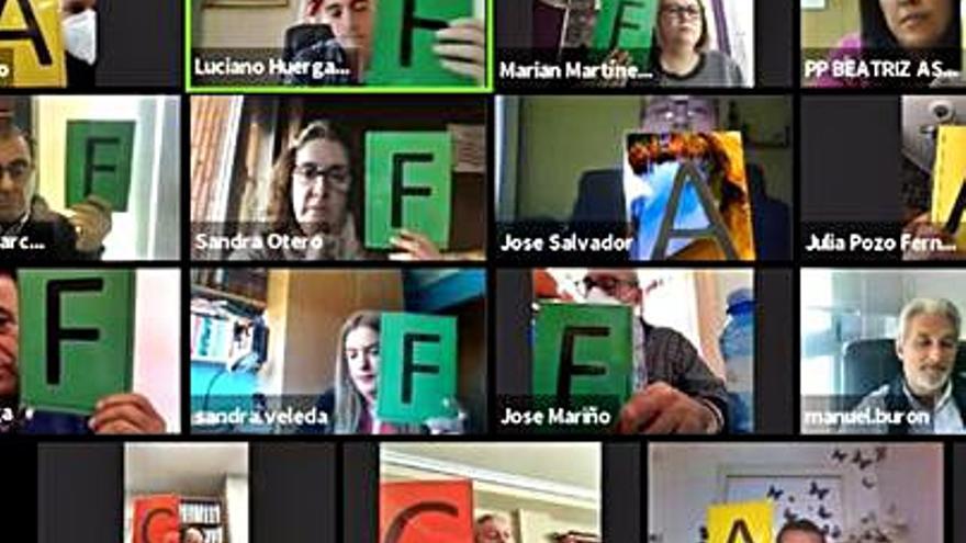 PSOE e IU dan luz verde a corregir los errores de medición en el nuevo polígono