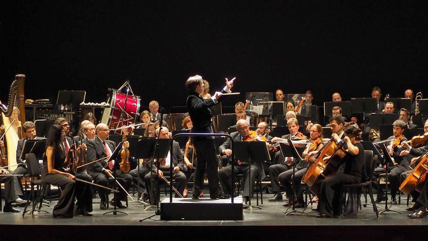 La lluvia obliga a aplazar el concierto de la Orquesta de Córdoba en la Asomadilla al 20 de octubre