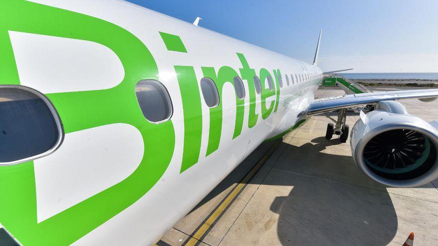 Nueva promoción de Binter para volar a destinos nacionales y Lisboa